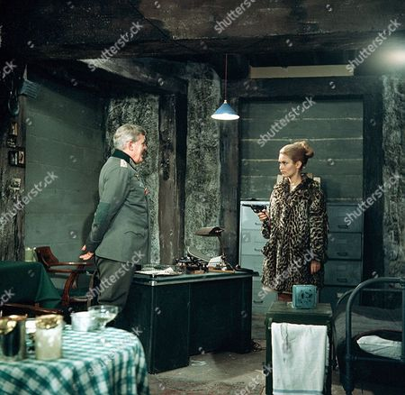 'The Champions'  - 'The Survivors' - Clifford Evans and Alexandra Bastedo