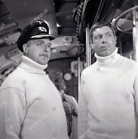 'The Champions'   - 'The Search'  - Reginald Marsh and John Woodvine