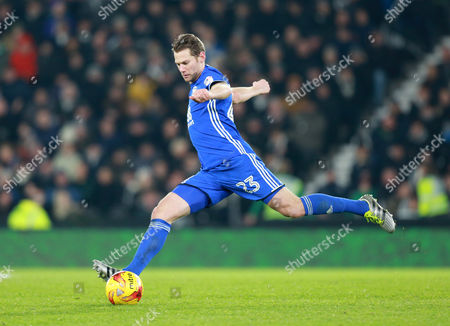 Birmingham's Jonathan Spector during the Sky Bet  Championship match between Derby County and Birmingham City played at The iPRO Stadium, Derby on 27th December 2016