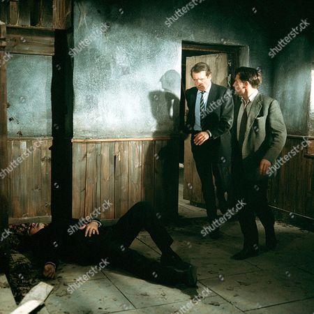 'Danger Man' - 'Dangerous Secret' - Patrick McGoohan and Lyndon Brook