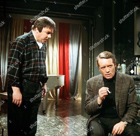 'Danger Man'  - 'The Paper Chase' - Kenneth J Warren and Patrick McGoohan