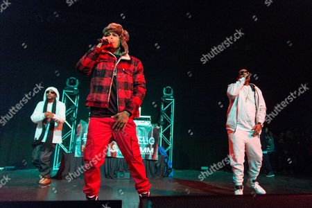 Bone Thugs-N-Harmony - Anthony Henderson, Steven Howse and Charles C. Scruggs
