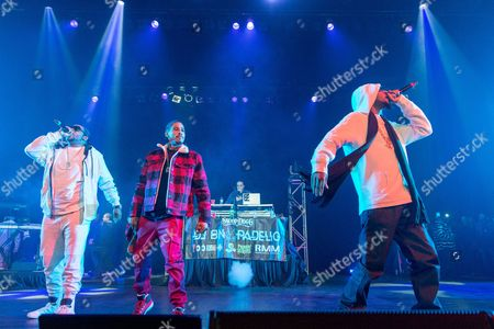 Bone Thugs-N-Harmony - Charles C. Scruggs, Steven Howse and Anthony Henderson