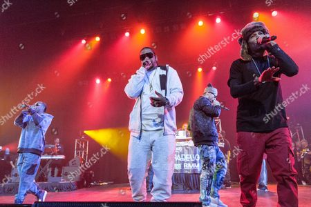 Bone Thugs-N-Harmony - Stanley Howse, Charles C. Scruggs, Bryon Anthony McCane II and Steven Howse