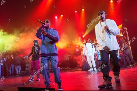 Bone Thugs-N-Harmony - Steven Howse, Stanley Howse, Charles C. Scruggs and Anthony Henderson