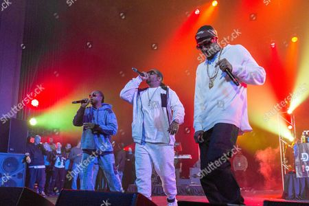 Bone Thugs-N-Harmony - Stanley Howse, Charles C. Scruggs and Anthony Henderson