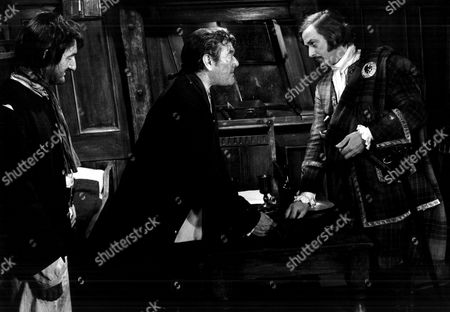 'Kidnapped'   Film    Michael Caine plays Alan Breck in this adaption of the Robert Louis Stevenson Classic. Jack Hawkins and Michael Caine