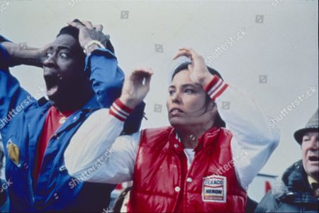 Stock Picture of Silver Dream Racer. Clarke Peters (as Cider Jones) Cristina Raines (as Julie Prince)