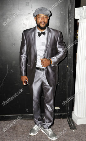 Editorial picture of Comedian Actor Ricky Harris at Hollywood Park Casino, Inglewood, USA - 10 Aug 2013