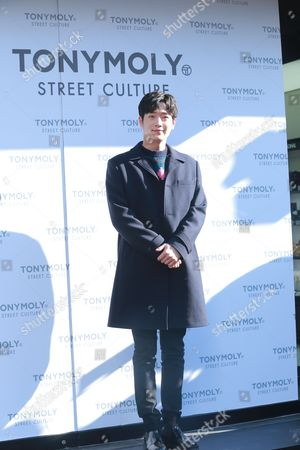 Stock Photo of Seo Kang-joon