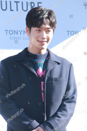 Stock Picture of Seo Kang-joon