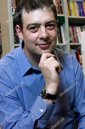 Stock Picture of David Runciman