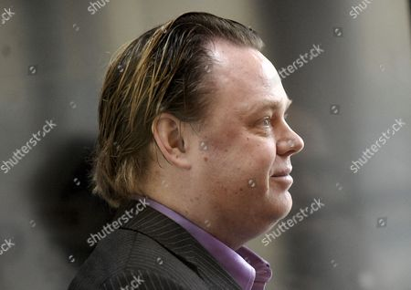 Swedish Founder of the First Pirate Party Rick Falkvinge is Seen During the Pirate Parties International Conference (ppi) in Prague Czech Republic 15 April 2012 Pirate Parties From 20 Countries Meet on 14 and 15 April 2012 in Prague During This Conference the General Assembly - the Highest Body of the Ppi - Will Decide Upon the Admittance of New Members to the Ppi Elect a New Board and Discuss and Vote on Amendments to the Ppi Statutes Czech Republic Prague