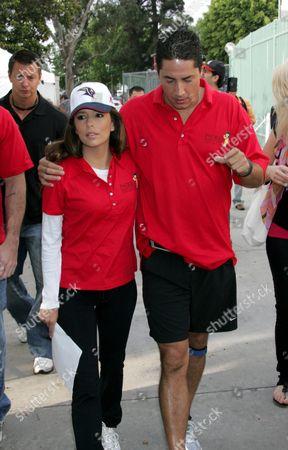 Fernando del Rincon, Eva Longoria Parker