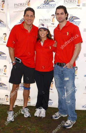 Eva Longoria Parker and Fernando Del Rincon