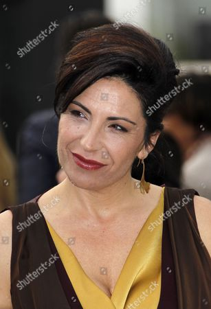 Italian Actress Loredana Simioli Poses During the Photocall For 'Reality' at the 65th Cannes Film Festival in Cannes France 18 May 2012 the Movie is Presented in the Official Competition of the Festival Which Runs From 16 to 27 May France Cannes