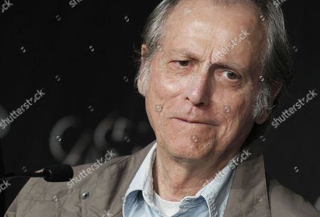 Us Writer Don Delillo Attends the Press Conference For 'Cosmopolis' During the 65th Cannes Film Festival in Cannes France 25 May 2012 the Movie is Presented in the Official Competition of the Festival Which Runs From 16 to 27 May France Cannes