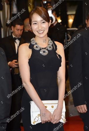 Japanese Actress Rin Takanashi Arrives For the Screening of 'Like Someone in Love' During the 65th Cannes Film Festival in Cannes France 21 May 2012 the Movie is Presented in the Official Competition of the Festival Which Runs From 16 to 27 May France Cannes