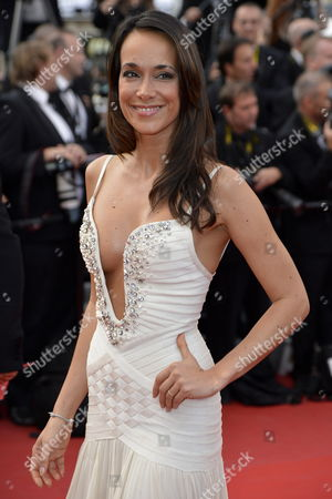 French Tv Personality Karine Lima Arrives For the Screening of 'De Rouille Et D'os' (rust and Bone) During the 65th Cannes Film Festival in Cannes France 17 May 2012 the Movie is Presented in the Official Competition of the Festival Which Runs From 16 to 27 May France Cannes