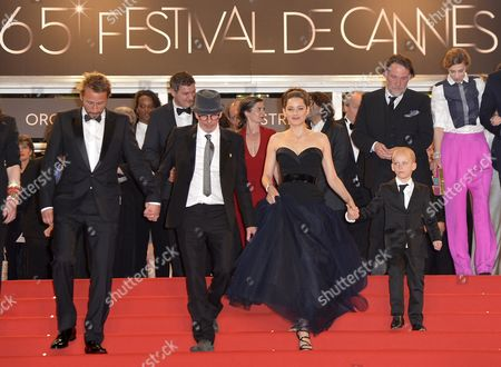 Editorial photo of France Cannes Film Festival 2012 - May 2012
