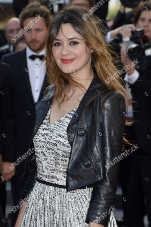 French Singer Emilie Simon Arrives For the Screening of 'Lawless' During the 65th Cannes Film Festival in Cannes France 19 May 2012 the Movie is Presented in the Official Competition of the Festival Which Runs From 16 to 27 May France Cannes