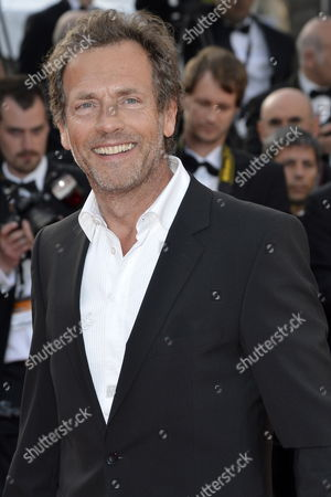 French Actor Stephane Freiss Arrives For the Screening of 'Lawless' During the 65th Cannes Film Festival in Cannes France 19 May 2012 the Movie is Presented in the Official Competition of the Festival Which Runs From 16 to 27 May France Cannes