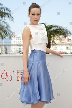Kosovan Actress Arta Dobroshi Poses During the Photocall For 'Trois Mondes' (three Worlds) at the 65th Cannes Film Festival in Cannes France 25 May 2012 the Movie is Presented in the 'Un Certain Regard' Section of the Festival Which Runs From 16 to 27 May France Cannes