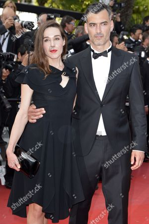 Kosovan Actress Arta Dobroshi (l) and British Director Daniel Mulloy (r) Arrive For the Screening of 'Mud' During the 65th Cannes Film Festival in Cannes France 26 May 2012 the Movie is Presented in the Official Competition of the Festival Which Runs From 16 to 27 May # France Cannes