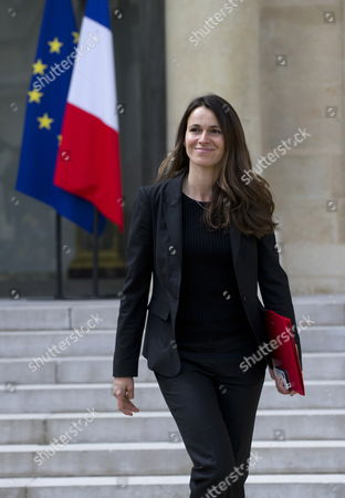Aurelie Fillippetti French Culture Minister Leaves the Elysee Palace After the Cabinet Meeting of Prime Minister Jean Marc Ayrault's Government in Paris France 23 May 2012 France Paris