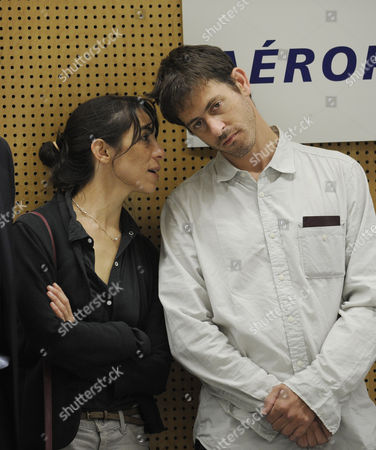 Editorial photo of France Journalist Released - Jun 2012