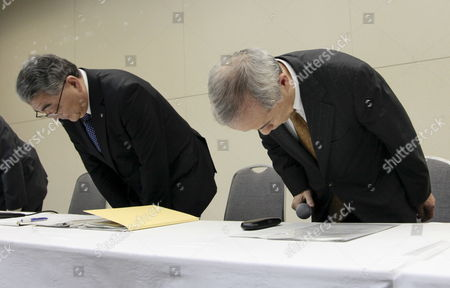 Editorial photo of Japan Tepco Tsunami Nuclear - May 2012