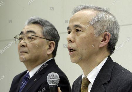 Editorial image of Japan Tepco Tsunami Nuclear - May 2012