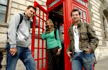 Editorial image of The Red Phone Box, London, Britain - May 2008