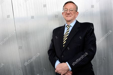Stock Photo of Sir Ken Morrison