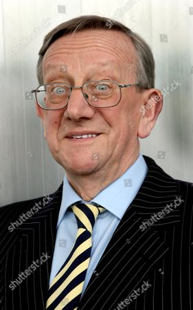 Editorial picture of Sir Ken Morrison founder of Morrisons supermarket chain, Britain  - 13 Mar 2008
