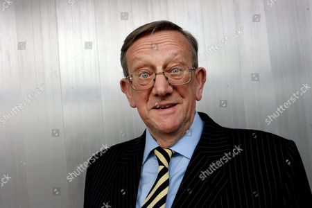 Stock Picture of Sir Ken Morrison