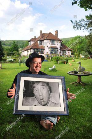 Frankie's Estate Manager Chris Byrne