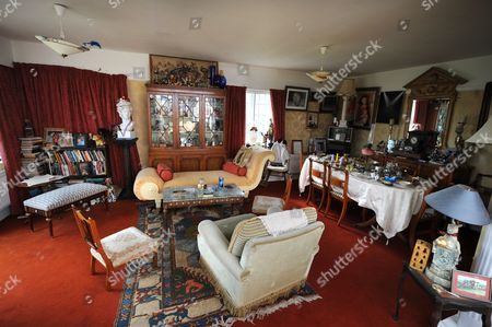 Stock Picture of The dining room