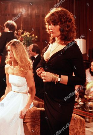 Stock Photo of 'Bad Timing'   Film Dana Gillespie (right)