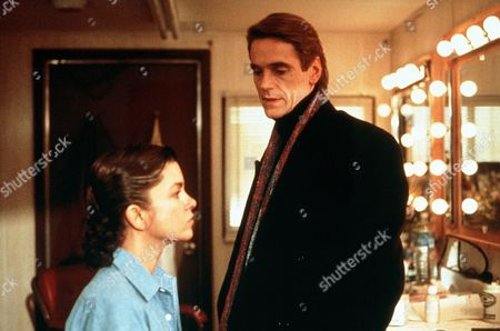 'Dead Ringers'   Film Jeremy Irons and Genevieve Bujold
