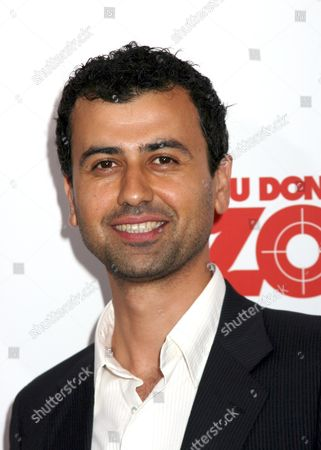 Editorial photo of 'You Don't Mess With The Zohan' Film Premiere, New York, America - 04 Jun 2008