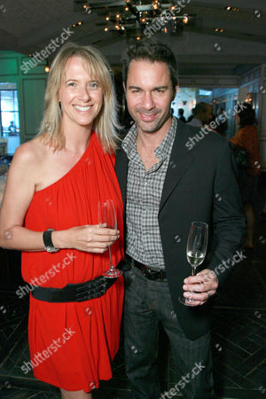 Janet Leigh Holden and Eric McCormack