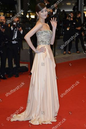 South Korean Actress Kim Hyo-jin Arrives For the Screening of 'Do-nui Mat' (the Taste of Money) During the 65th Cannes Film Festival in Cannes France 26 May 2012 the Movie is Presented in the Official Competition of the Festival Which Runs From 16 to 27 May France Cannes