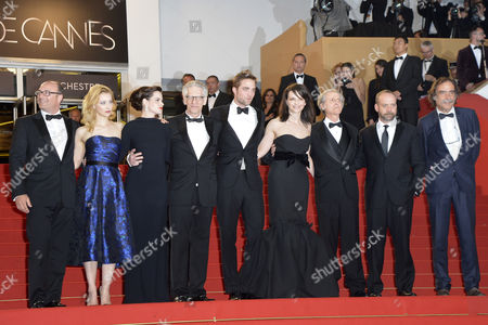 Editorial photo of 65th Cannes Film Festival - Cosmopolis Premiere, France - 25 May 2012