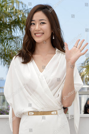 South Korean Actress Kim Hyo-jin Poses During the Photocall For 'Do-nui Mat' (the Taste of Money) at the 65th Cannes Film Festival in Cannes France 26 May 2012 the Movie is Presented in the Official Competition of the Festival Which Runs From 16 to 27 May France Cannes