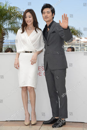 Editorial image of 65th Cannes Film Festival - Do-Nui Mat Photocall, France - 26 May 2012