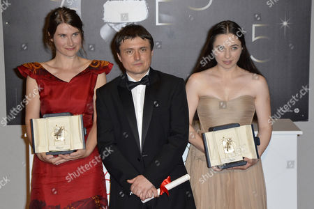 Editorial photo of 65th Cannes Film Festival - Award Winners Photocall, France - 27 May 2012