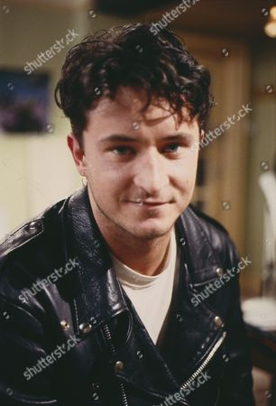 Stuart Wolfenden (as Chuck) as Michael and Rachel are terrorised in their home (Episode 1646, 26th March 1992)