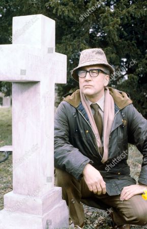 'Saturday Night Thriller'  TV Episode: Broken Glass Bernard Hepton
