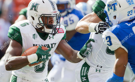 Editorial picture of Hawaii Bowl Football, Honolulu, USA - 24 Dec 2016